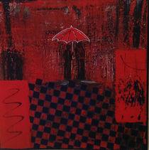 """""""Der rote Schirm"""" by Monika Missy"""
