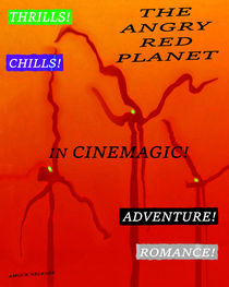 The Angry Red Planet von Michael DeBlanc