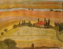 Toskanische Impressionen von Rena Rady