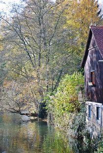 die alte Mühle... von loewenherz-artwork