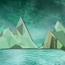 Night Mountains No. 11 by Henrik Bakmann