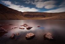 Llyn y Fan Fach Lake by Leighton Collins