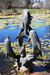 Dolphin Sculpture 2, 2016