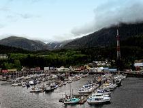 Port of Ketchikan AK von Gena Weiser