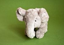 Plush-elephant