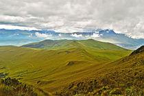 Quito Highlands von Hector Zamora