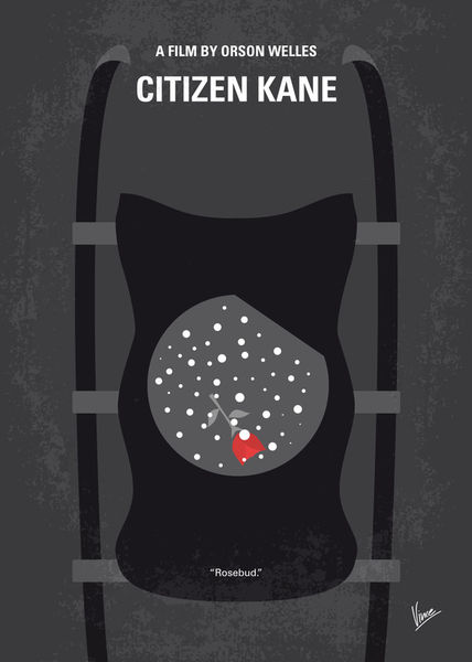 No605-my-citizen-kane-minimal-movie-poster