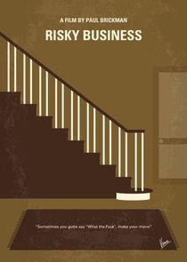 No615-my-risky-business-minimal-movie-poster
