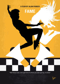 No619-my-fame-minimal-movie-poster