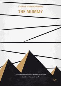 No642-my-the-mummy-minimal-movie-poster
