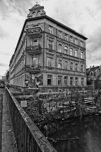 Leipzig, Karlbrücke von langefoto