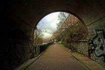 Leipzig, Karl-Heine-Kanal by langefoto