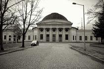 Leipzig, Altes Messegelände von langefoto