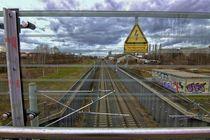Leipzig, S-Bahnhof MDR by langefoto