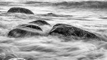 Steine an der Ostsee by hpengler