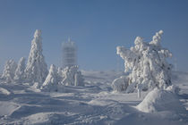 Winter auf dem Brocken von hpengler