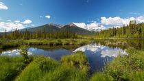 Landschaft in Kanada by hpengler