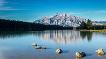 Am Two Jack Lake in Kanada von hpengler