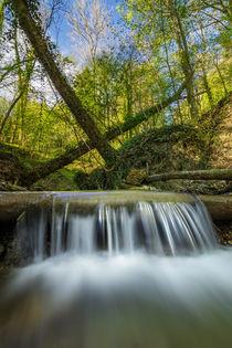 'Wasserfall' von Christian Möhrle