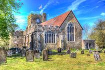 St Peter And St Paul Church Headcorn Kent von David Pyatt