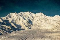 Mount Blackburn von Fredrick Denner
