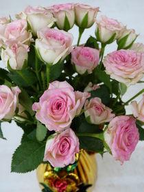 rosa Rosenstrauß von isma