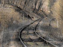 'eingleisig' von Bernhard Stiegler