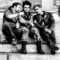 Punk's Not Dead by manuela parasole