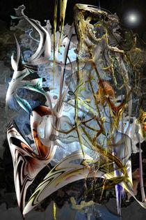 Bloßes Wissen ohne Gewissen, entblößend by David Renson