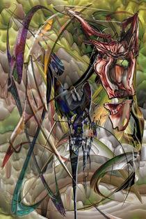 die Natur eines einzigen Gedankens by David Renson
