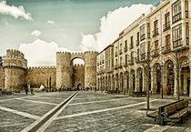 Castle of Avila by kgm