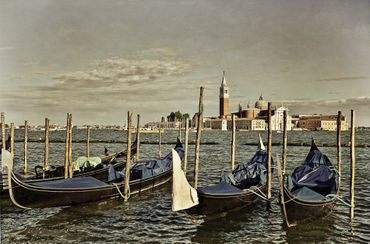 Venedig-vintaglook