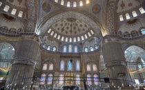 Blaue Moschee by cfederle