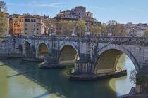 Brücke über den Tiber von cfederle
