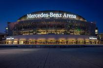 Mercedes-Benz-Arena von ash2k-photography