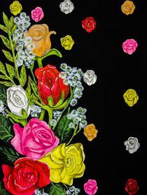 Floral Rhapsody pt4. by Dawn Siegler