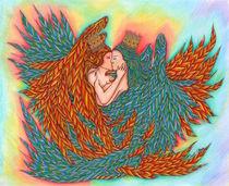 Rainbow Princess Angels von Kent Chua