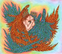 Rainbow Prince Angels by Kent Chua