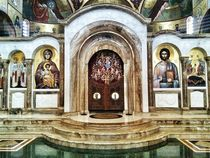 The Temle of Christ's Resurrection , Podgorica, Montenegro by bebra