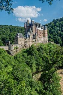 Burg Eltz (7neu) von Erhard Hess