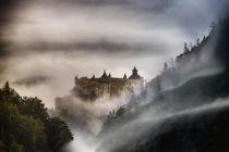 Burg Hohenwerfen von Ingo Lau