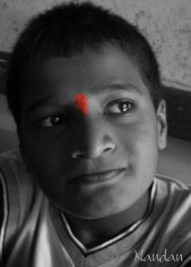 Akshay Portrait by Nandan Nagwekar
