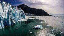 Tidewater Glacier von Fredrick Denner