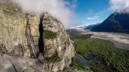 Mile-high-cliffs-nizina-river-wrangell-st-elias-national-park-alaska
