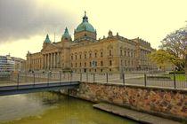 Leipzig, Bundesverwaltungsgericht von langefoto
