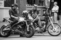 Nashville Bikers  by Rob Hawkins