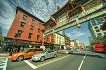Washington Chinatown  von Rob Hawkins