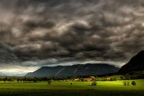 Dunkle Wolken von Ingo Lau