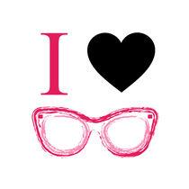 I love fashion eye wear  by Shawlin I