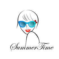 Lady with Style for summer time  von Shawlin I